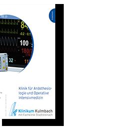 Informationsflyer Anästhesie und Operative Intensivmedizin
