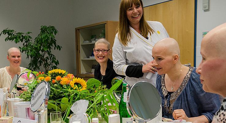 look good feel better – Das Kosmetikseminar für Krebspatientinnen