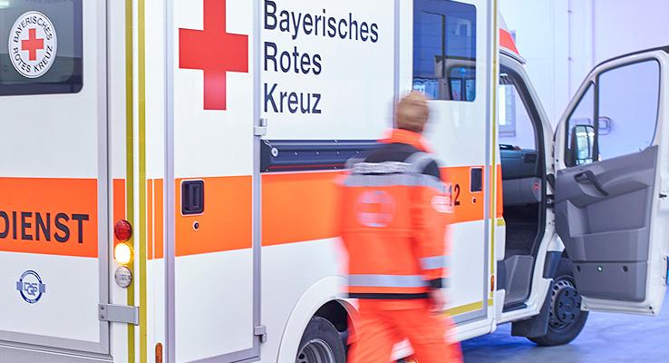 Notaufnahme - Rettungsdienst