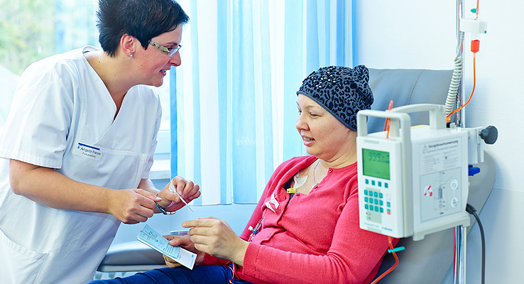 Onkologische Tagesklinik Gynäkologie