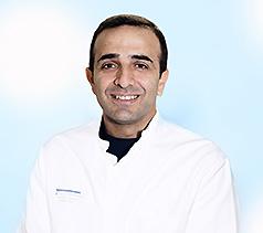 Doktor der Medizin (Uni. Damaskus) Joseph Alhanna