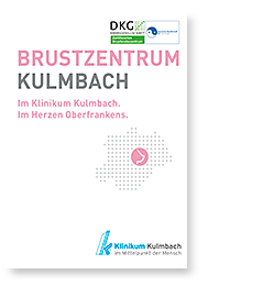 Informationsbroschüre Brustzentrum
