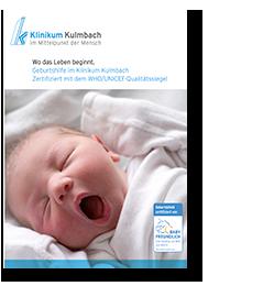 Geburtshilfe im Klinikum Kulmbach - Wo das Leben beginnt