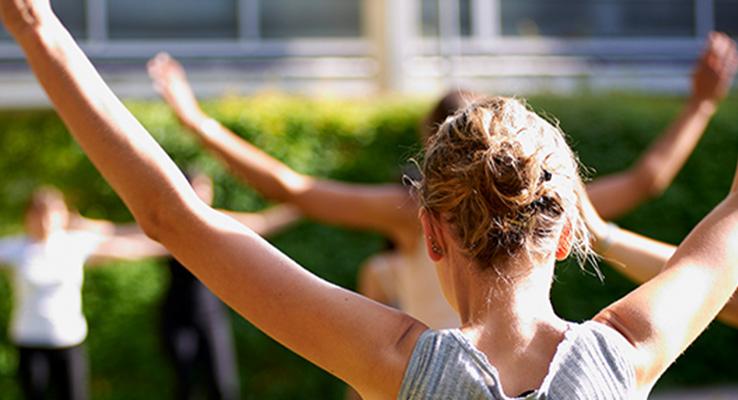 FH Coburg - Studiengang Integrative Gesundheitsförderung
