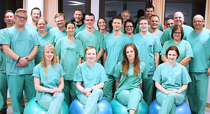 Team Anästhesiepflege
