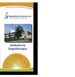 Informationsflyer Ambulante Ergotherapie