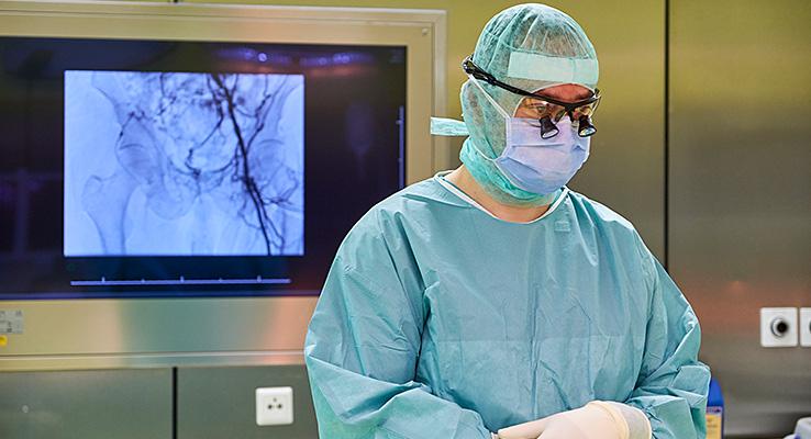 Leitender Arzt Dr. med. Ingo Maatz