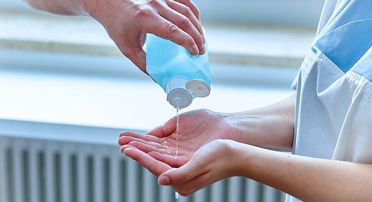 Händehygiene