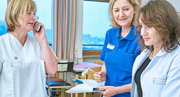 Visite Neuro- und Wirbelsäulenchirurgie