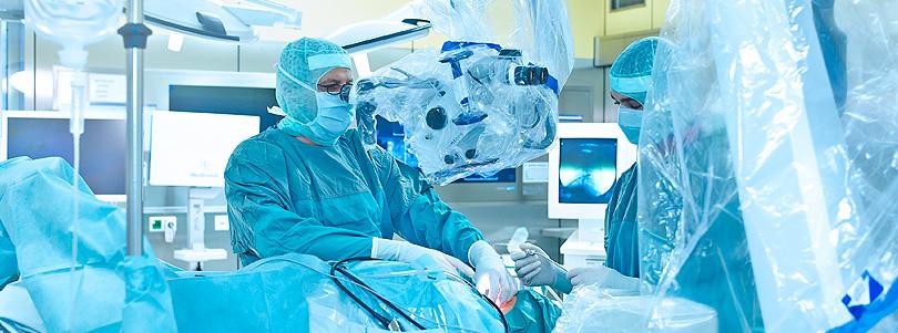 OP Neuro- und Wirbelsäulenchirurgie