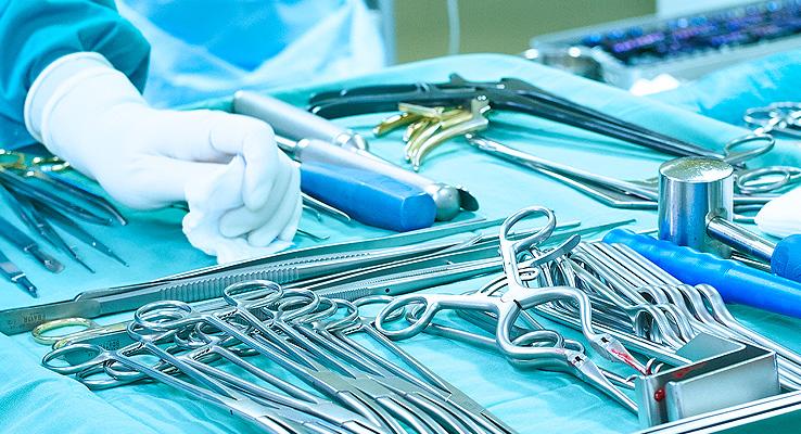 Operationsbesteck Neuro- und Wirbelsäulenchirurgie