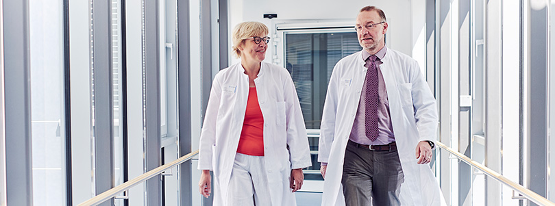 Onkologie Dr. med. Harald Biersack und Dorothee Ahlers