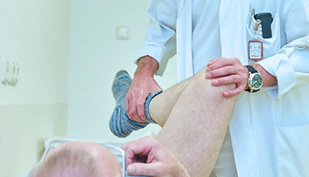 Schwerpunkt Orthopädie