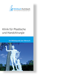 Download Informationsflyer Plastische und Handchirurgie
